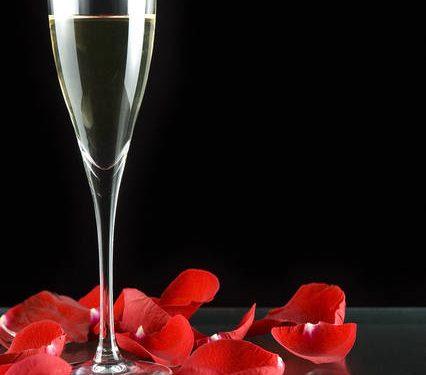 Oro, rose e champagne per la tua bellezza