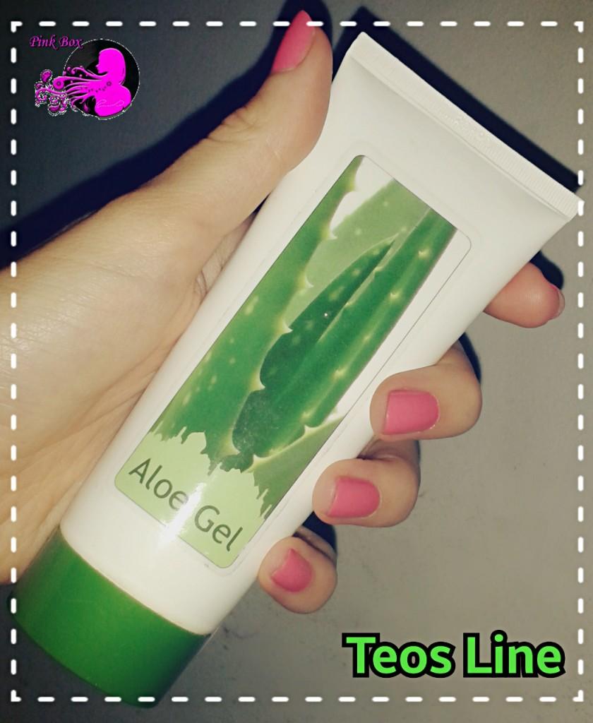In questo momento sto utilizzando il gel d'Aloe Vera puro al 97,5 % dell'azienda Italuina TEOS LINE