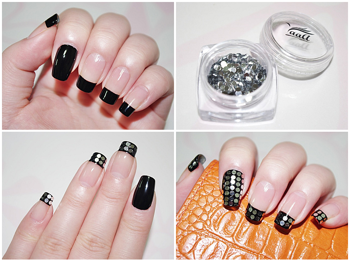 Simple nail art step by step dailymotion : Smalti che passione