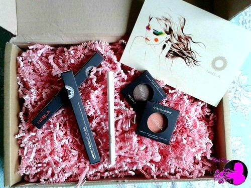Haul Nabla Cosmetics Solaris Collection