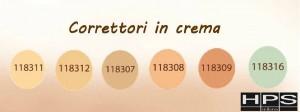 correttore couleur caramel