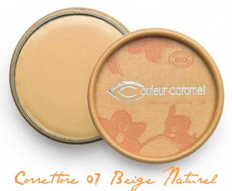 Correttore Couleur Caramel in crema – Correcteur de Teint (review)