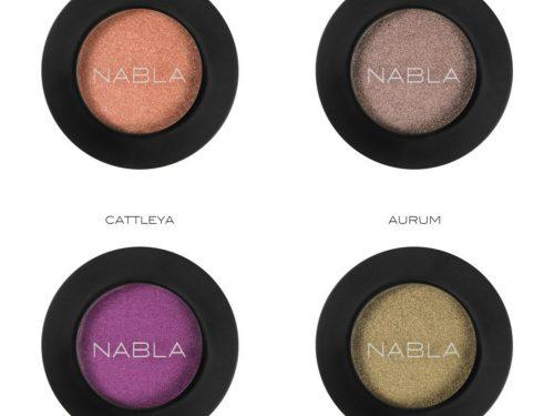 Nabla Solaris, nuova collezione di Ombretti