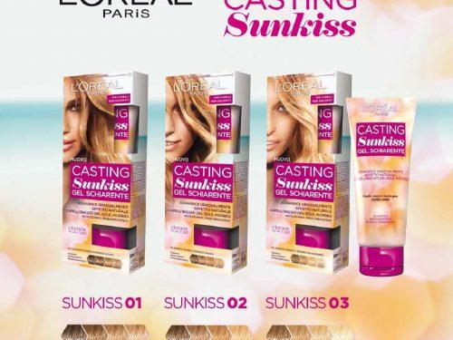 L'Oreal Casting Sunkiss gel schiarente per capelli #Sunista