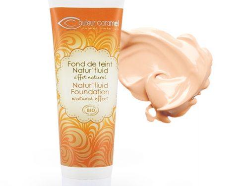 Fondotinta Couleur Caramel Natur' Fluid (Review)