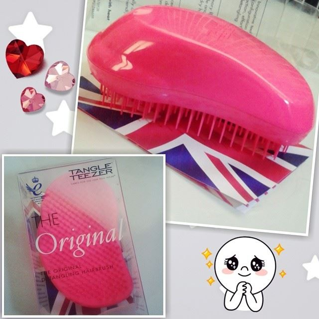 Ecco la mia Tangle Teezer!