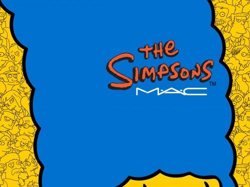 The Simpsons Mac Cosmetics – Edizione Limitata (Comunicato Stampa)