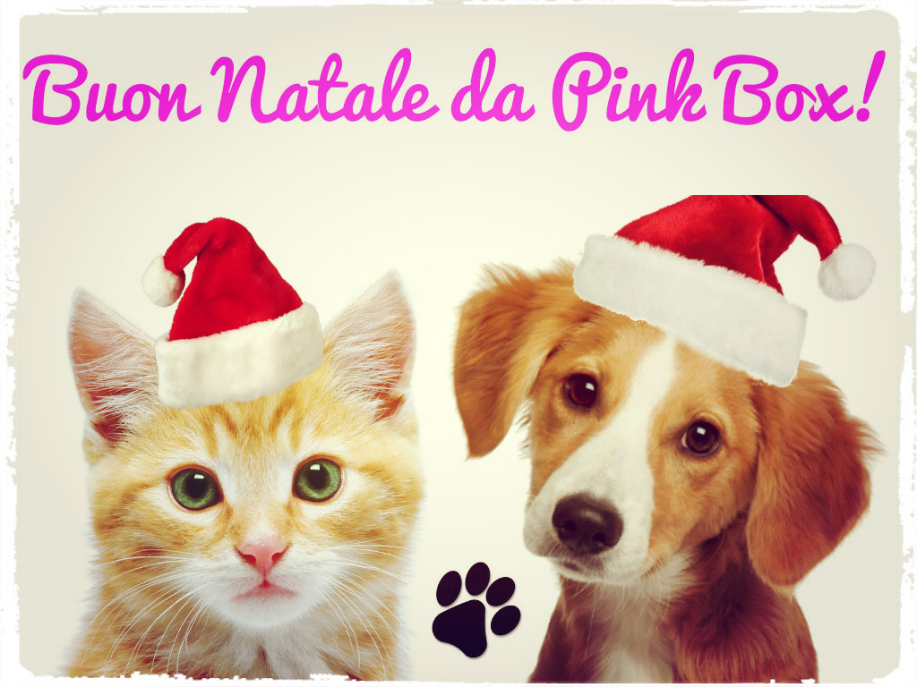 natale pink box