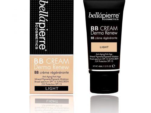 BB Cream Derma Renew Bellapierre Cosmetics (Review)