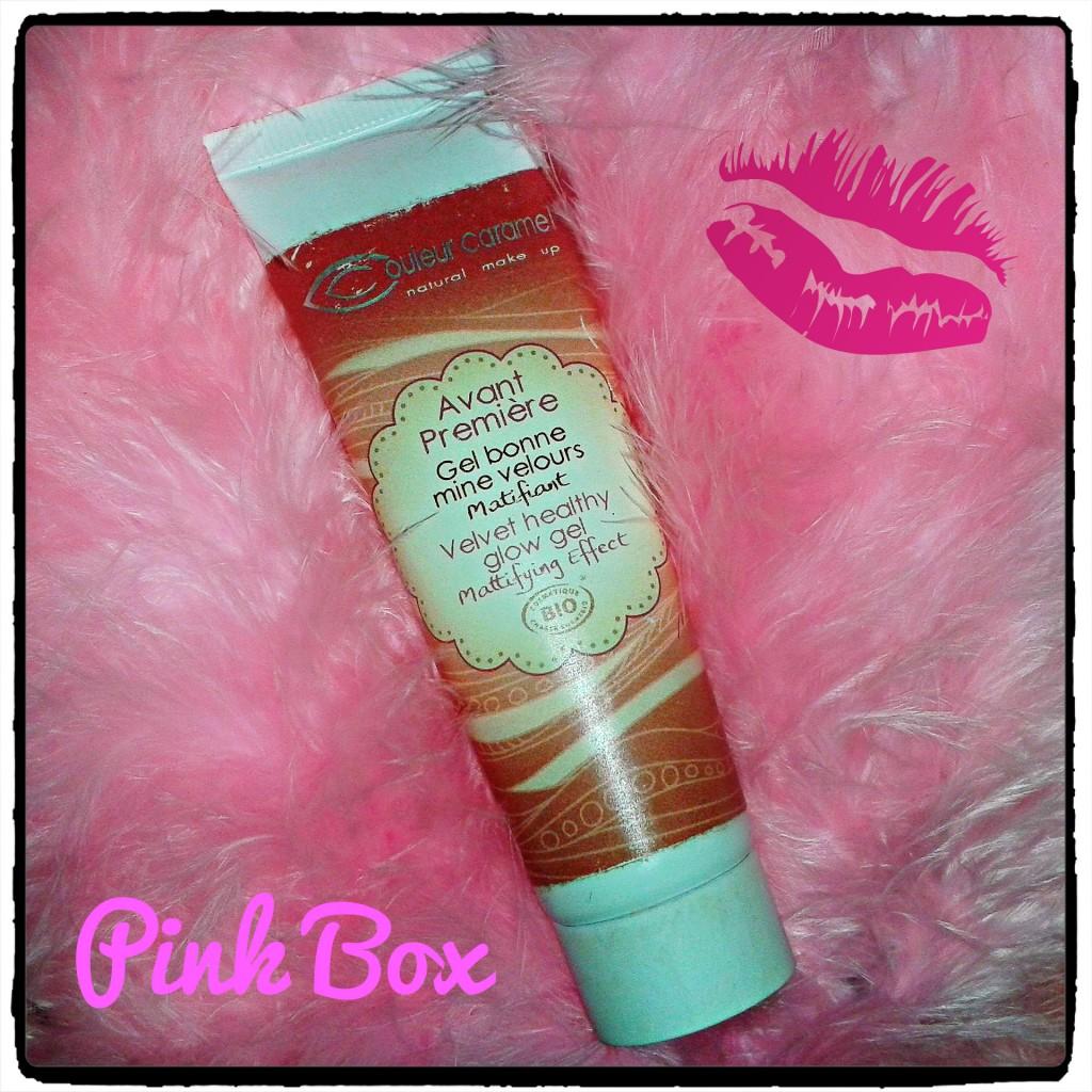 gel bonne mine velour couleur caramel review pink box il portale delle donne. Black Bedroom Furniture Sets. Home Design Ideas