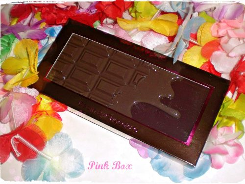 Death By Chocolate Palette by I Heart Makeup (REVIEW)