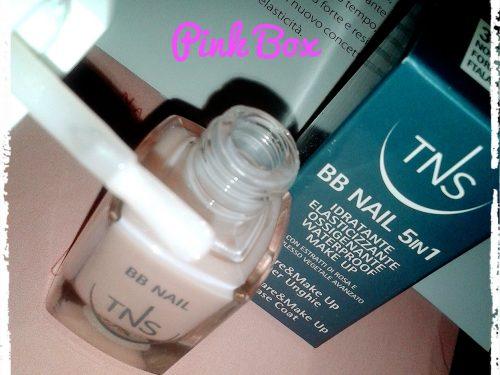 BB Nail TNS Cosmetics, il nuovo trattamento di bellezza per le unghie!