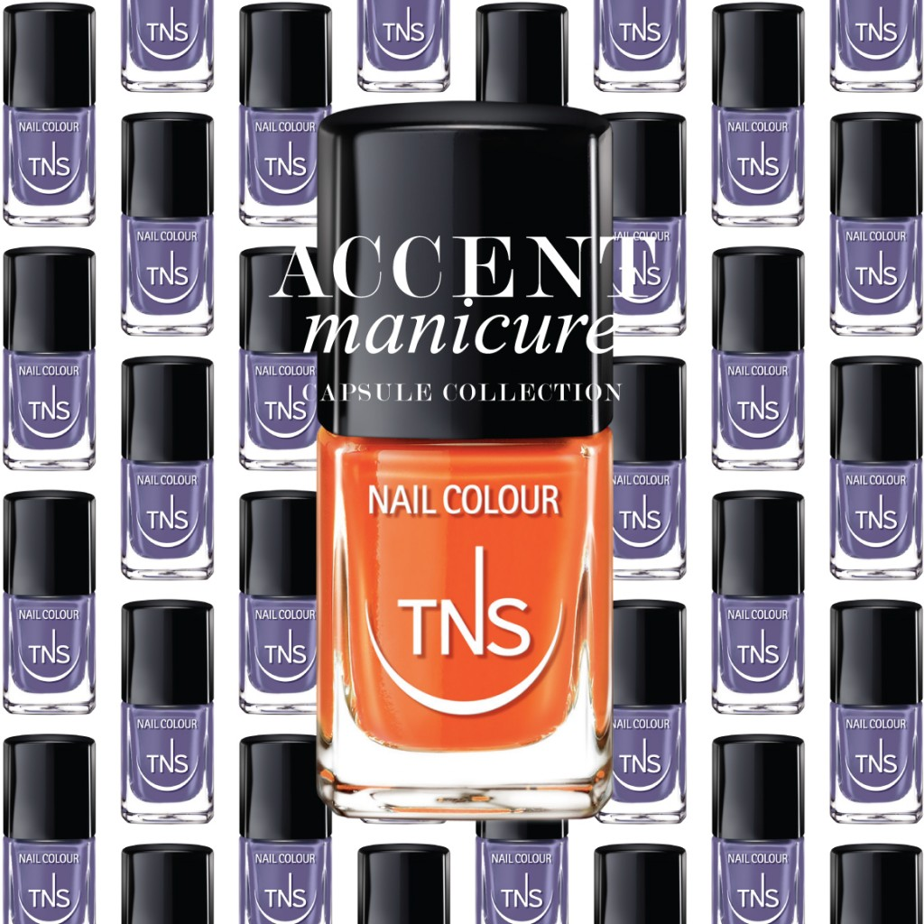 Life In Colour tns cosmetics accent manicure