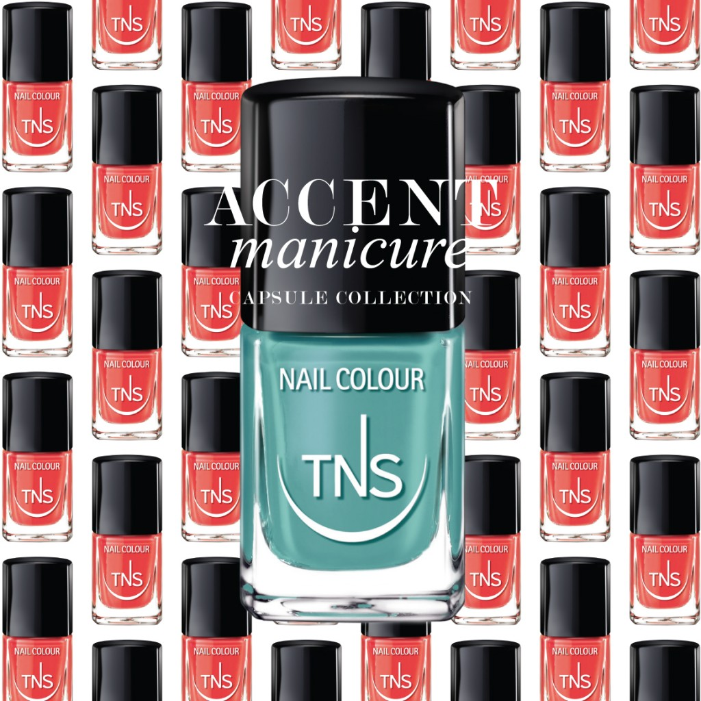 Thats Amore tns cosmetics accent manicure