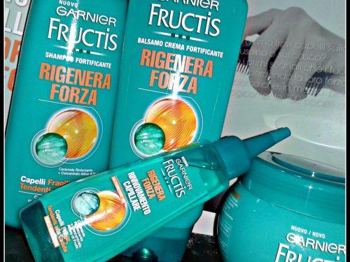 Fructis #LIBERALATUAFORZA Nuova gamma di prodotti per capelli sempre al Top!