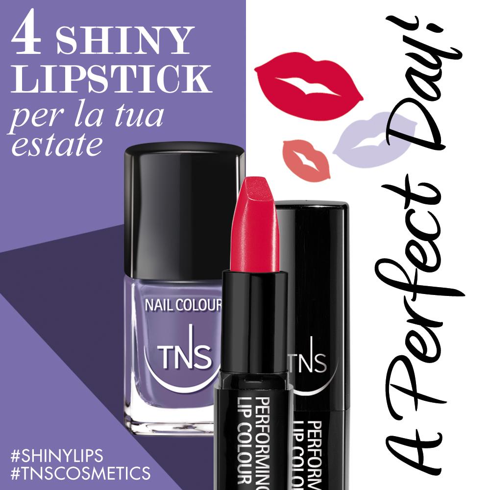 Shiny Lips Collection Tns Cosmetics