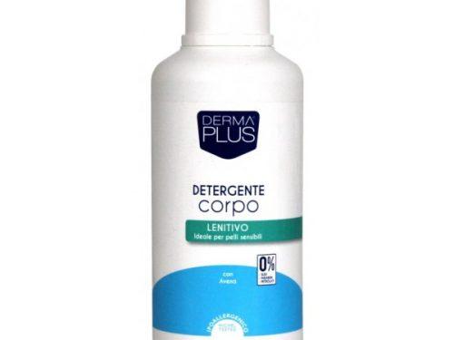 Detergente corpo lenitivo Dermaplus (Review)