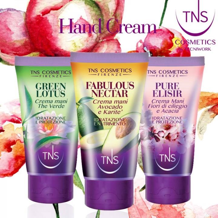 Hand Cream TNS Cosmetics