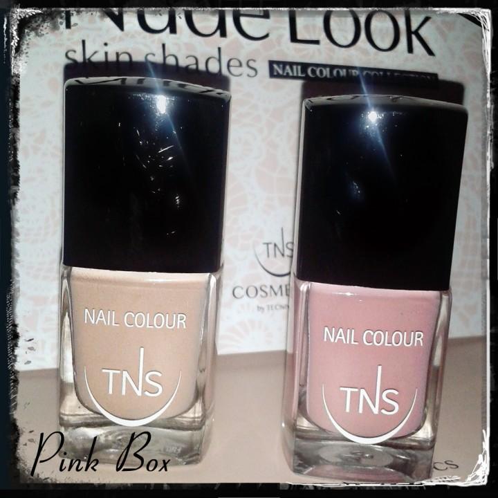 nude look tns cosmetics