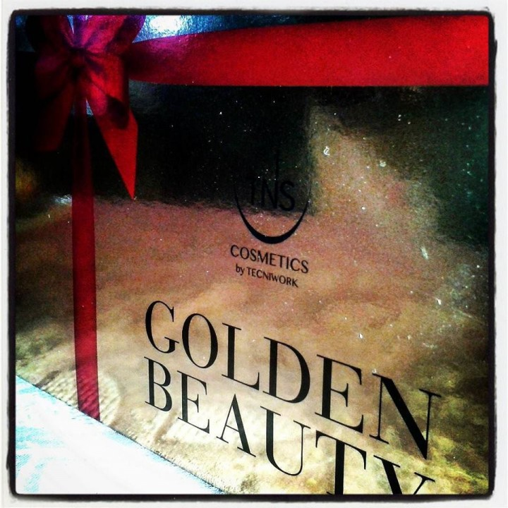 golden beauty box