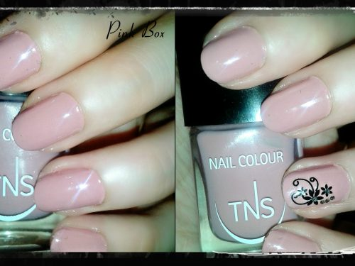 Nude Look Tns Cosmetics – Skin Shades Nail Colour Collection