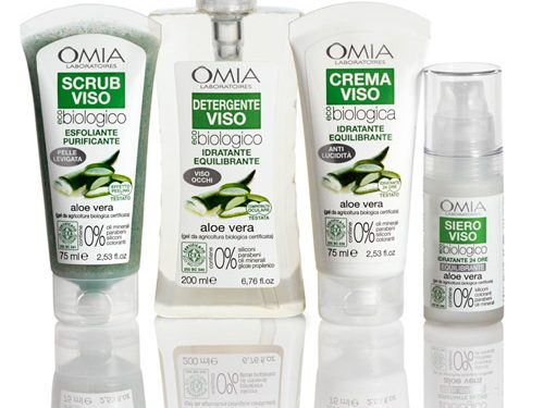 OMIA Gel Detergente Idratante Equilibrante Viso all'Aloe Vera (Review)