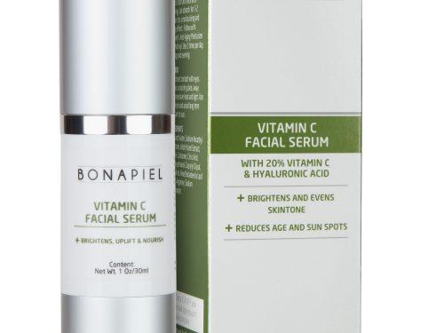 Bonapiel Siero Viso Vitamina C, per illuminare il viso!
