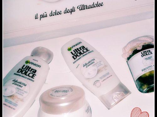 Garnier Ultra Dolce Delicatezza d'Avena – Shampoo, Balsamo e Maschera per Capelli