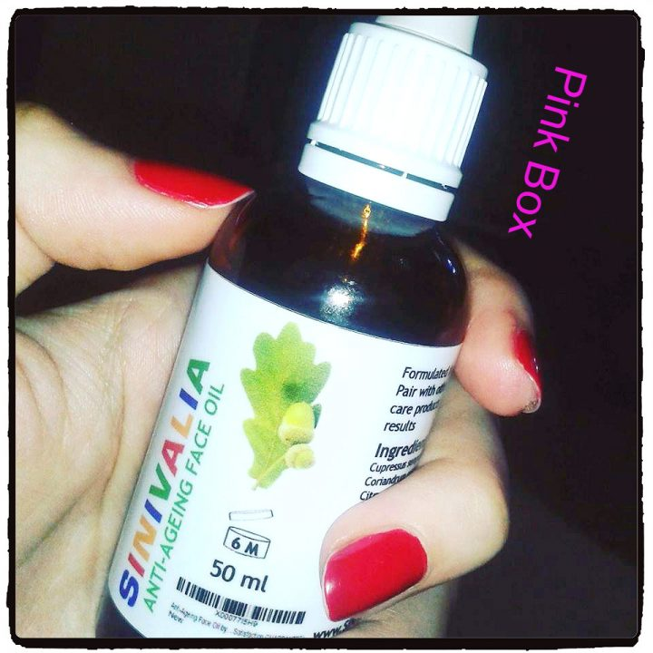 Sinivalia Anti-Aging Face Oil