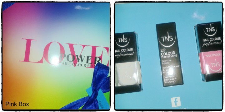 Love Power TNS Cosmetics