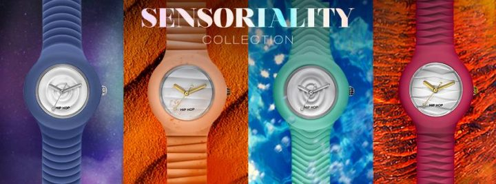 Hip Hop Watches Sensoriality