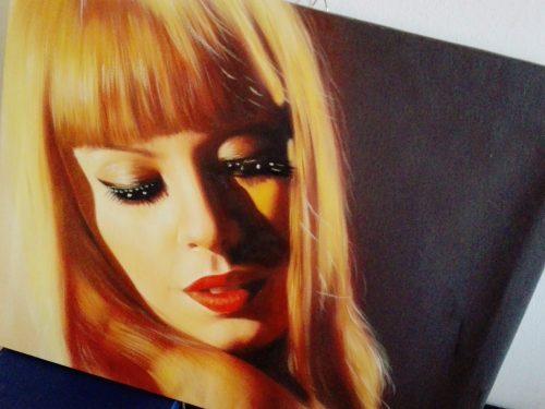 Paint your life – Primo Ritratto, Ritratti ad Olio