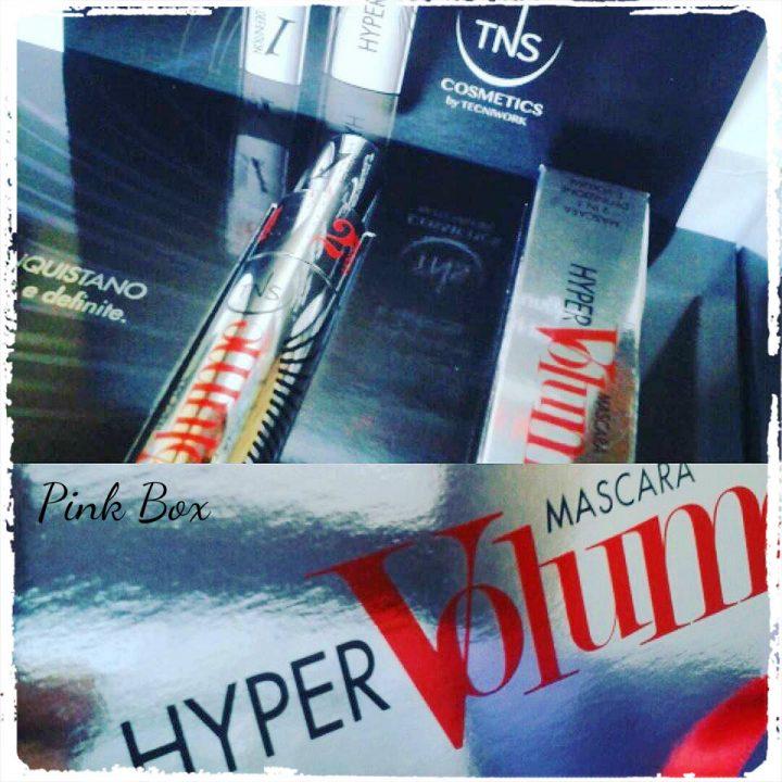 Mascara Hypervolume TNS Cosmetics