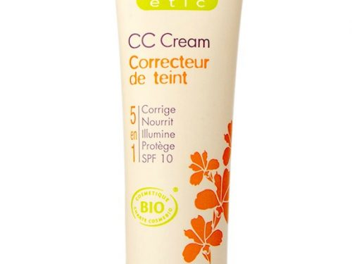 CC Cream SO'BIO Etic 5 in 1, Nuance 01 Teint Naturel (Review)