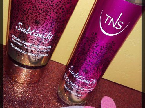 Sublimity, la prima routine sensoriale di bellezza firmata TNS Cosmetics