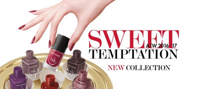 Sweet Temptation TNS Cosmetics