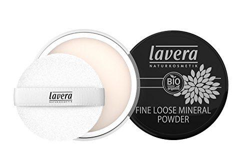 Cipria Lavera fine Loose Mineral Powder (Review)