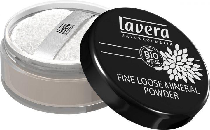 Cipria Lavera fine Loose Mineral Powder
