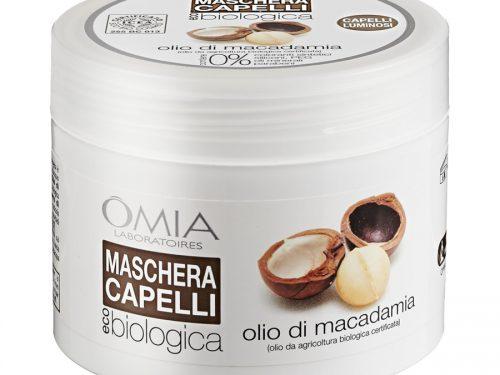 Maschera capelli Omia Olio di Macadamia (Review)