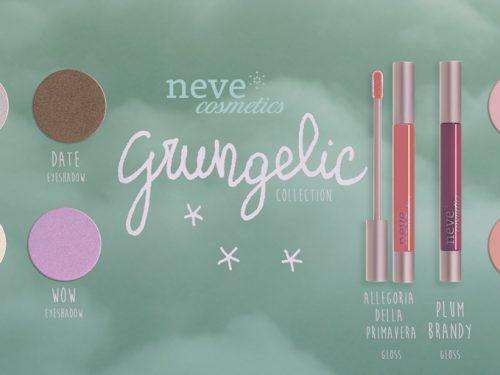 Grungelic Collection Neve Cosmetics, Anteprima e Foto Ufficiali