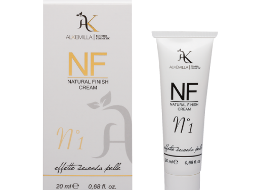 NF Cream Alkemilla effetto seconda pelle – Review
