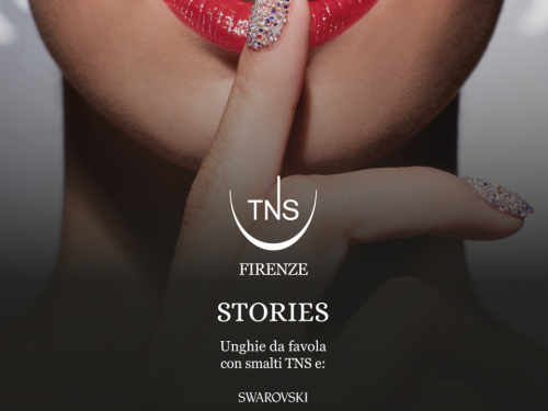 Nail Art Stories by TNS Firenze, Unghie da Favola con Swarovski