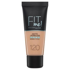 kit maybelline spring edition, fit me poreless