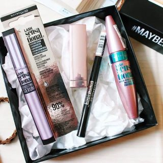 Maybelline back to school winter edition