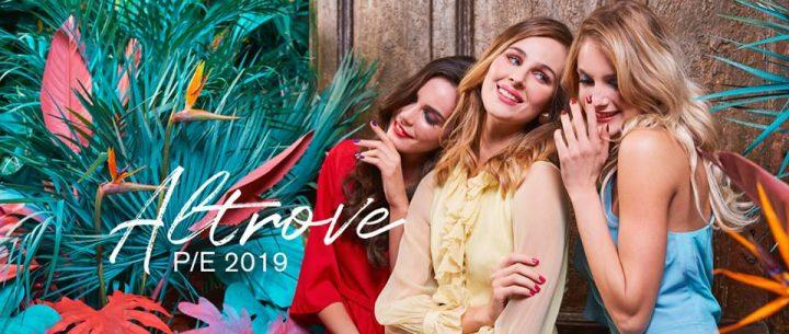 Collezione Smalti per Unghie Altrove TNS Firenze - P/E 2019