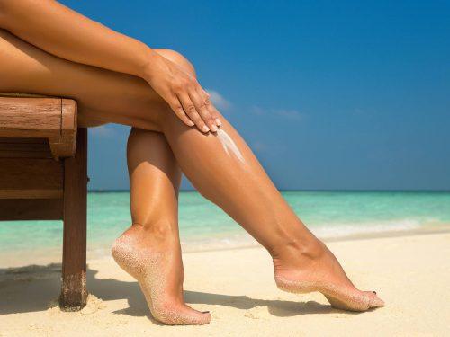 Consigli per mantenere l'abbronzatura a lungo + ricette olio per il corpo fai da te
