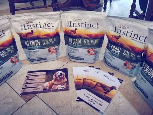 True Instinct per Cani e Gatti – Ingredienti naturali no grain