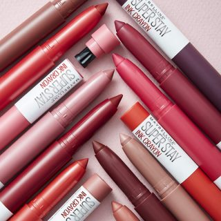 Rossetti Maybelline Super Stay Ink Crayon