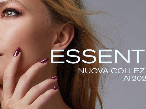 Essentia TNS Firenze – collezione smalti per unghie A/I 2020
